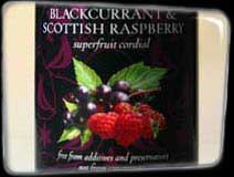 Pixley Berries - Blackcurrant and Scottish Rasberry